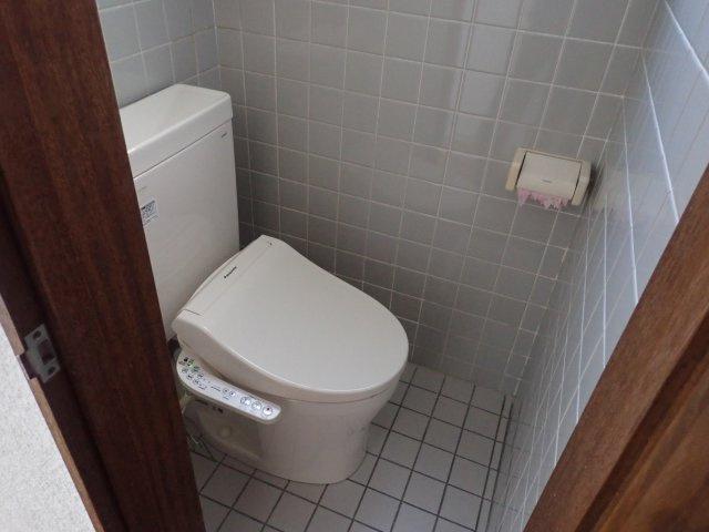 二階トイレ