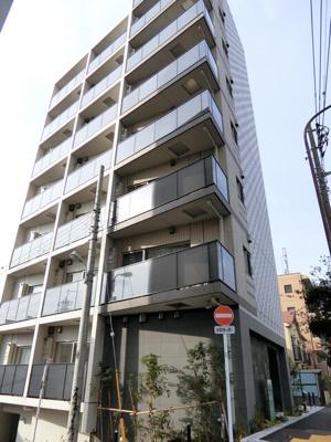 【外観】プレセダンヒルズ目黒柿の木坂