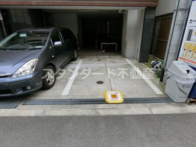 【駐車場】アクアプレイス東天満Ⅱ