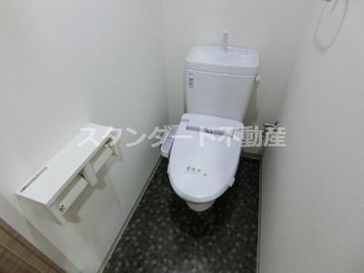 【トイレ】アクアプレイス東天満Ⅱ