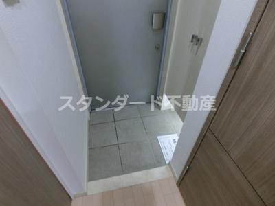 【玄関】アクアプレイス東天満Ⅱ