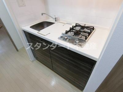 【キッチン】アクアプレイス東天満Ⅱ