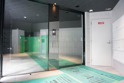 【セキュリティ】S-RESIDENCE大阪九条North
