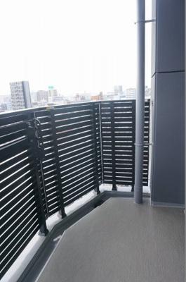 【バルコニー】S-RESIDENCE大阪九条North