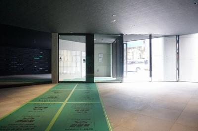 【エントランス】S-RESIDENCE大阪九条North