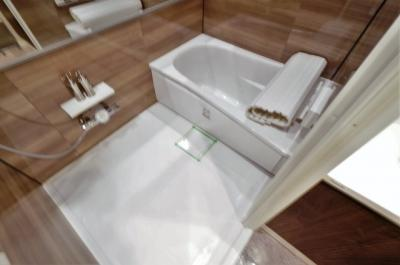 【浴室】グランドメゾン川口