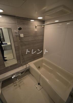 【浴室】カスタリア新宿夏目坂