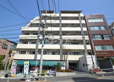 【外観】カスタリア新宿夏目坂