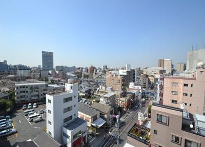 【展望】カスタリア新宿夏目坂