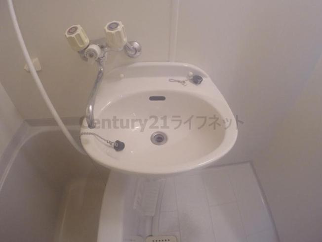【洗面所】ロイヤルハイツ西淡路パート2