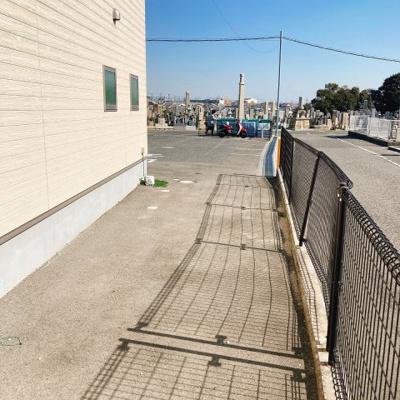 専用駐車スペース2台分