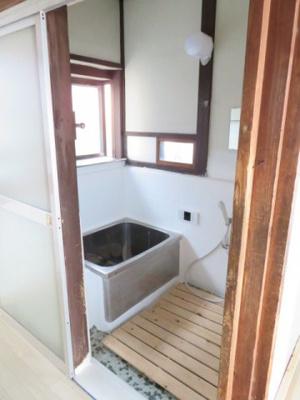 【浴室】妻沼一戸建て