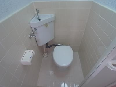 【トイレ】徳風マンション