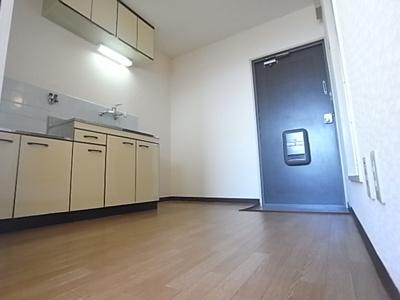 【居間・リビング】中野パーソナルマンション