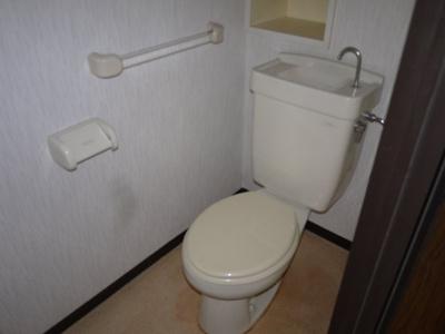 【トイレ】手島マンション