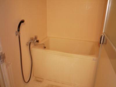 【浴室】手島マンション