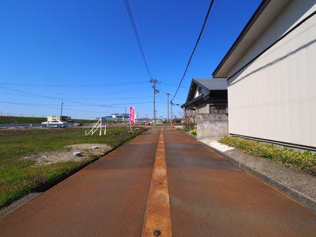 大仙市富士見町 D区画 よねや富士見町店まで車で1分200m