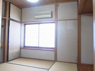 【和室】徳久貸家