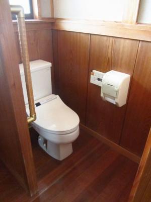【トイレ】徳久貸家