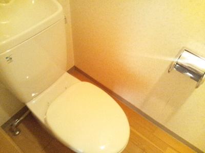 【トイレ】コーポ向島