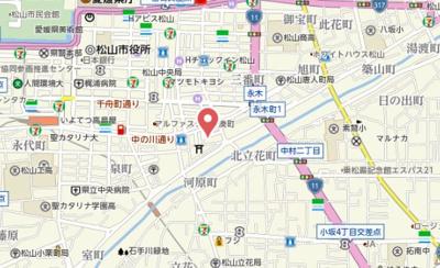 【地図】サンライズ湊町