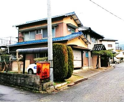 【外観】瀬戸田町名荷 売土地