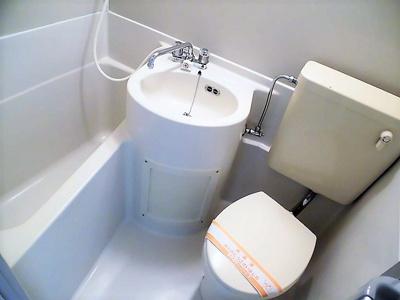 【洗面所】カーサドマーニ