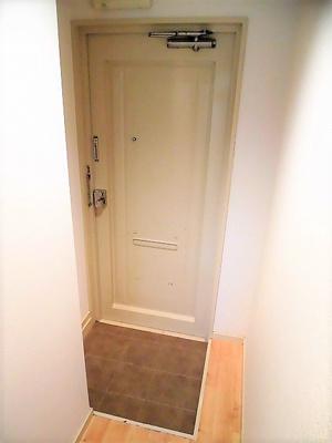 【玄関】カーサドマーニ