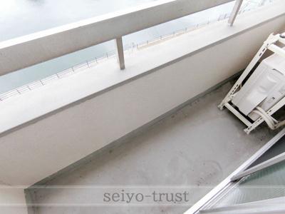 【バルコニー】鷹野橋マンション