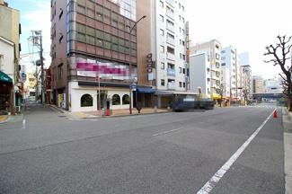 【周辺】グランテラス神戸元町 東棟