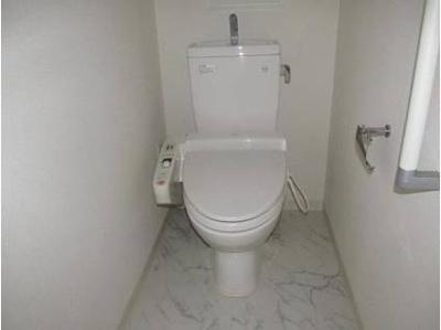 【トイレ】ライオンズマンション神戸栄町通