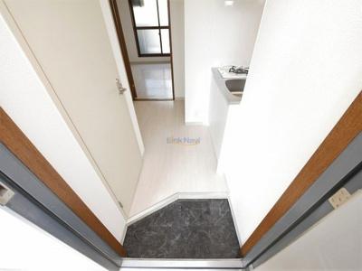 【玄関】ラ・フォレスタ