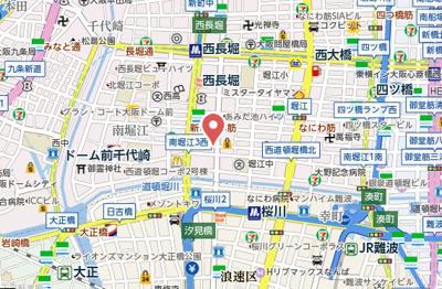 【地図】ラ・フォレスタ
