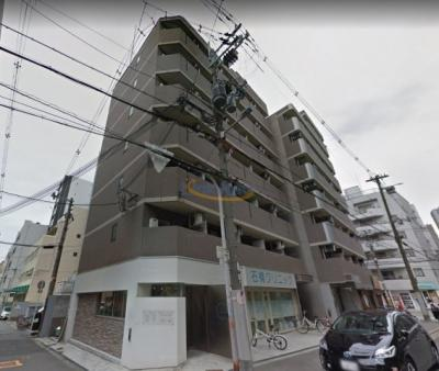 【外観】ドエル南堀江1番館