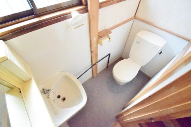 【トイレ】立部3丁目テラス