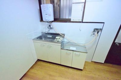 【キッチン】立部3丁目テラス
