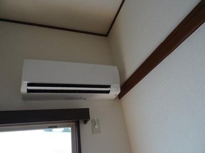 エアコン完備★
