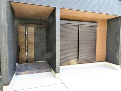【外観】池田市緑丘2丁目 新築戸建 4号地