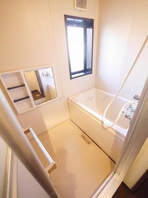 【浴室】シティハイムキャトル