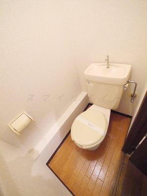 【トイレ】シティハイムキャトル