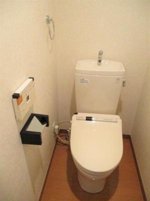 南青山Style Court ウォシュレット ※2階同タイプ室内