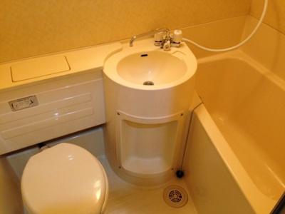 【浴室】パール・ドゥ・アカサカ