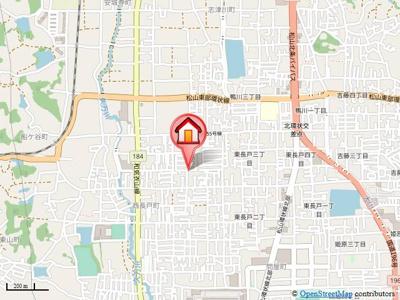 【地図】ブランシェM・K