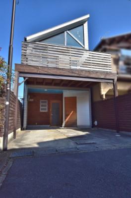 【外観】松ヶ崎小竹小藪町 中古戸建 一部改装済み
