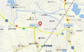 【地図】シャーメゾン和気