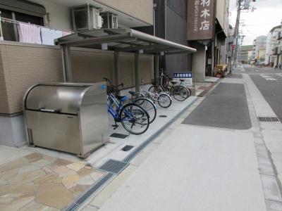 【駐車場】フジパレス中野Ⅲ番館