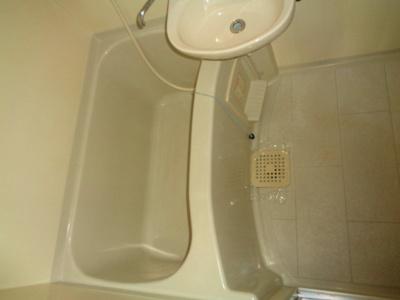 【浴室】メロディーハイム美章園