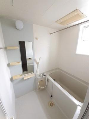【浴室】ベル フルール秋根Ⅲ番館