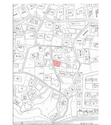 【地図】糸島市前原駅南1丁目