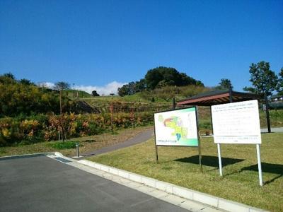 吉岡町城山みはらし公園まで1400m